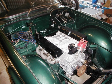 Rover V8 Conversion